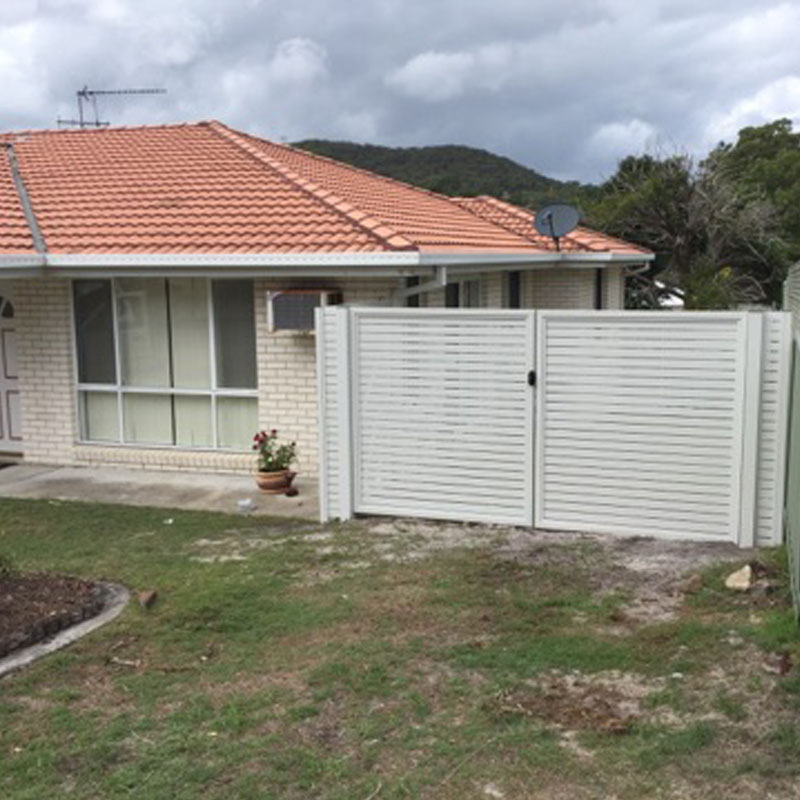 slat fencing contractors newcastle