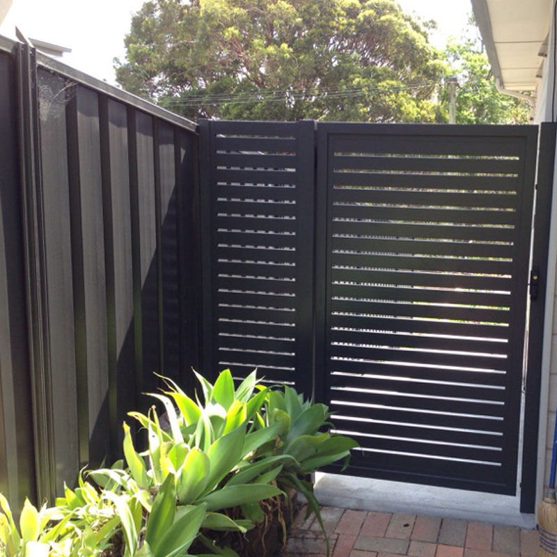slat fencing in newcastle