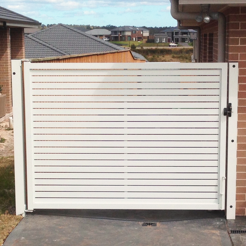 best slat fencing contractors in newcastle